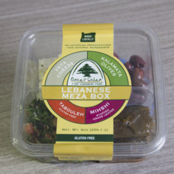 Lunch Box - Feta Olive Tabbouleh Mhishi