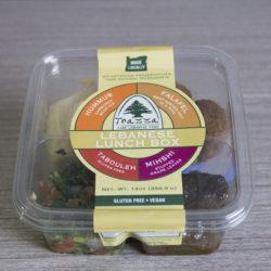 Lunch Box - Hummus, Falafel, Tabouleh, Mihshi