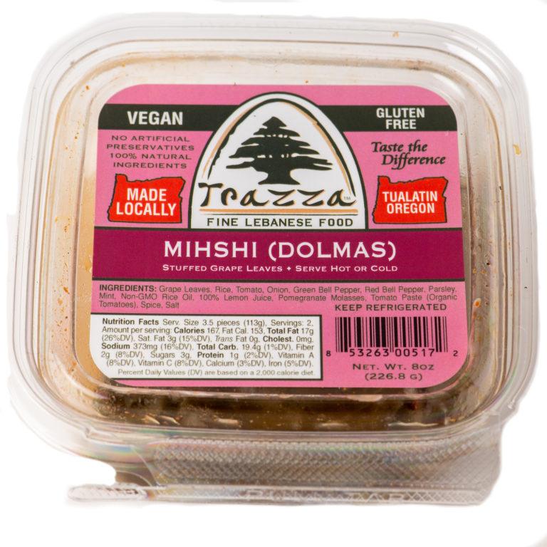 Pomegranate Mint Mihshi
