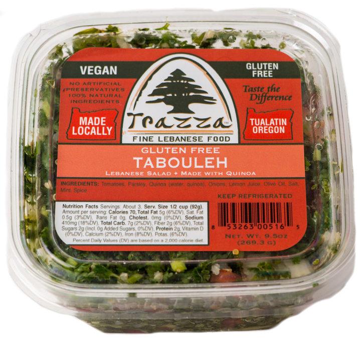 Gluten Free Tabouleh