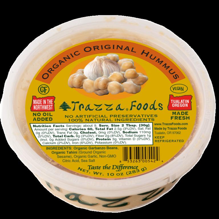 Original Hummus Platter