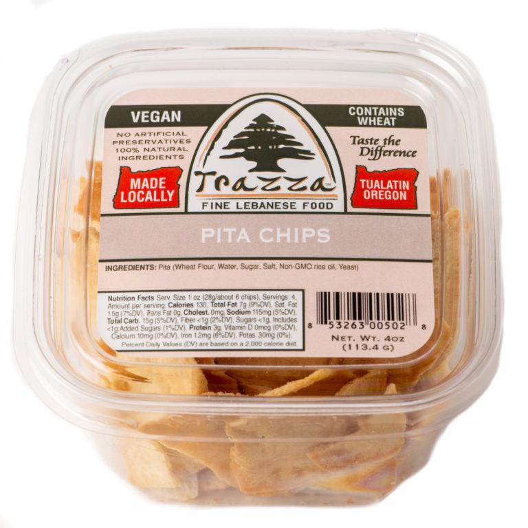 Sliced Pita - Fresh, Baked or Fried