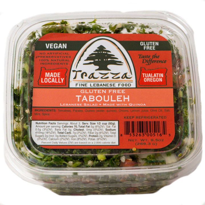 Tabouleh Salad Platter