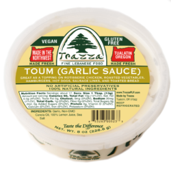 Toum (Garlic Sauce)