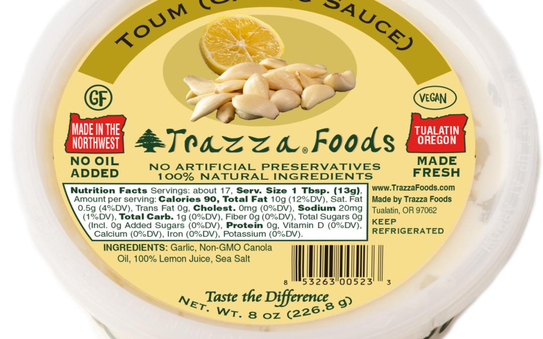 Garlic Sauce (Toum)