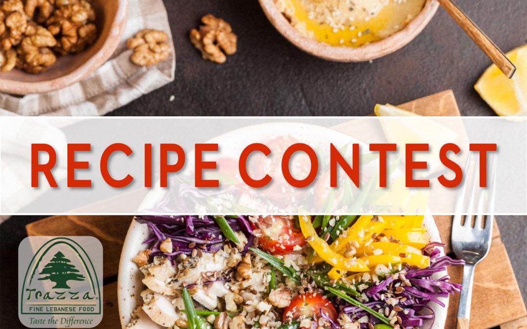 October/November 2019 Recipe Contest