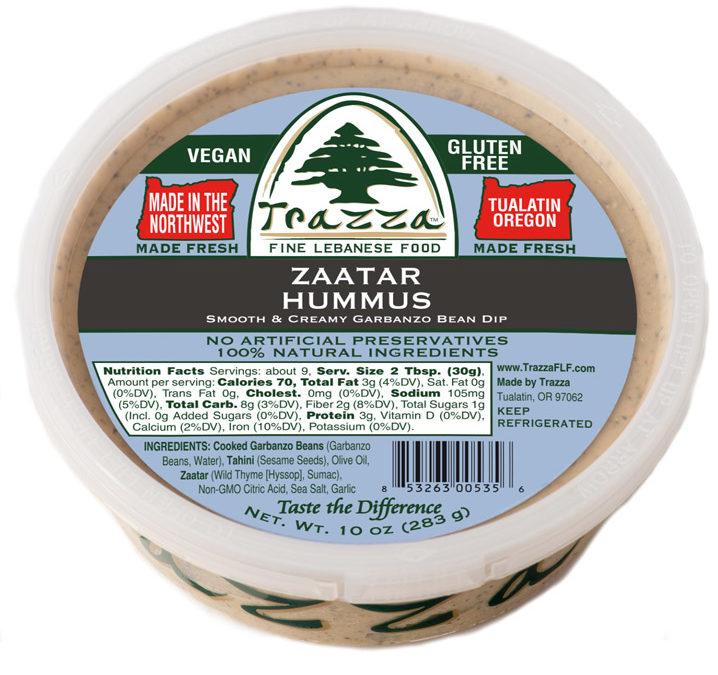 Zaatar Hummus