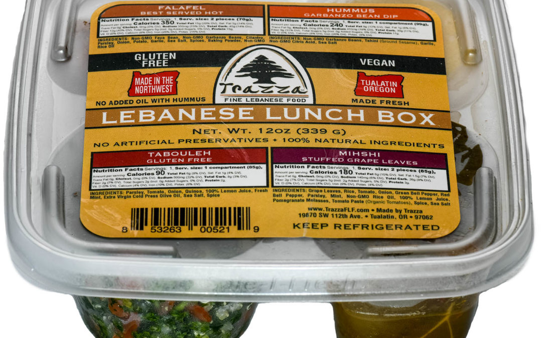 Lebanese Lunchbox