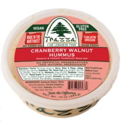 Cranberry Walnut Hummus