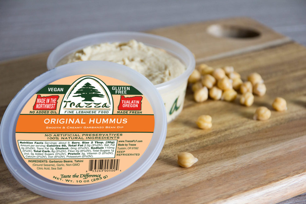 Get Milk, Hummus and More Delivered Right to Your Door! Alpenrose Dairy and Trazza Foods