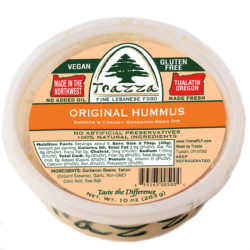 Original Hummus from Trazza Foods