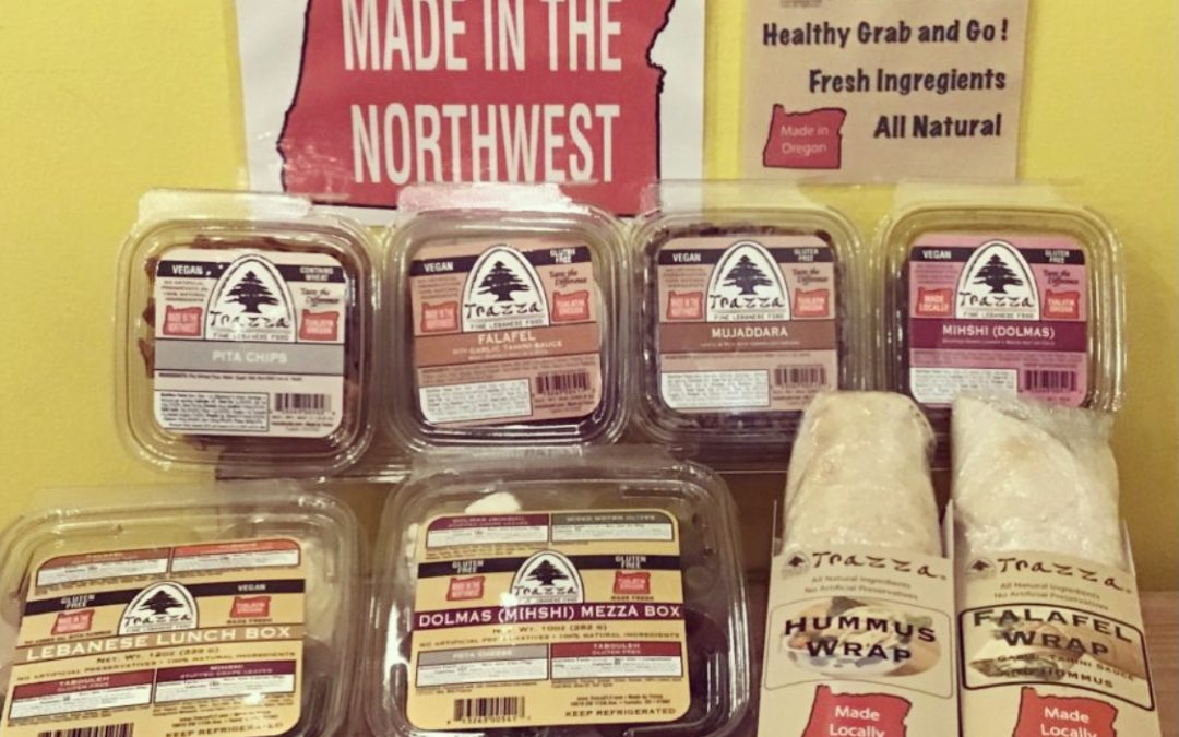 Trazza Grab and Go – Available at the Yelm Food Cooperative