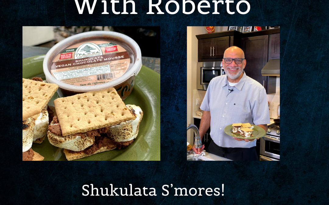 Shukulata S'mores! – Tasting Trazza With Roberto Episode 6