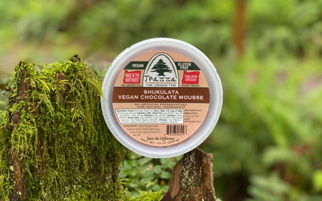 Say Hello to Shukulata Vegan Chocolate Mousse!