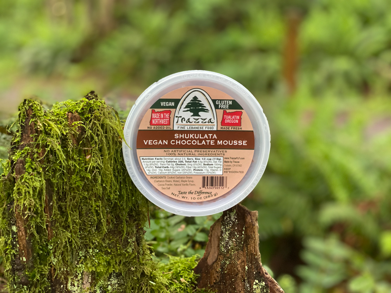 Shukulata Vegan Chocolate Mousse Trazza Foods