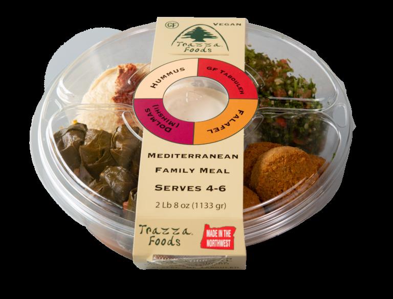 Mediterranean Family Meal 1